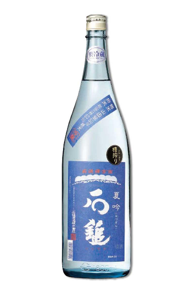 日本 清酒 > 石鎚酒造夏吟釀 720ml(熱銷完售)
