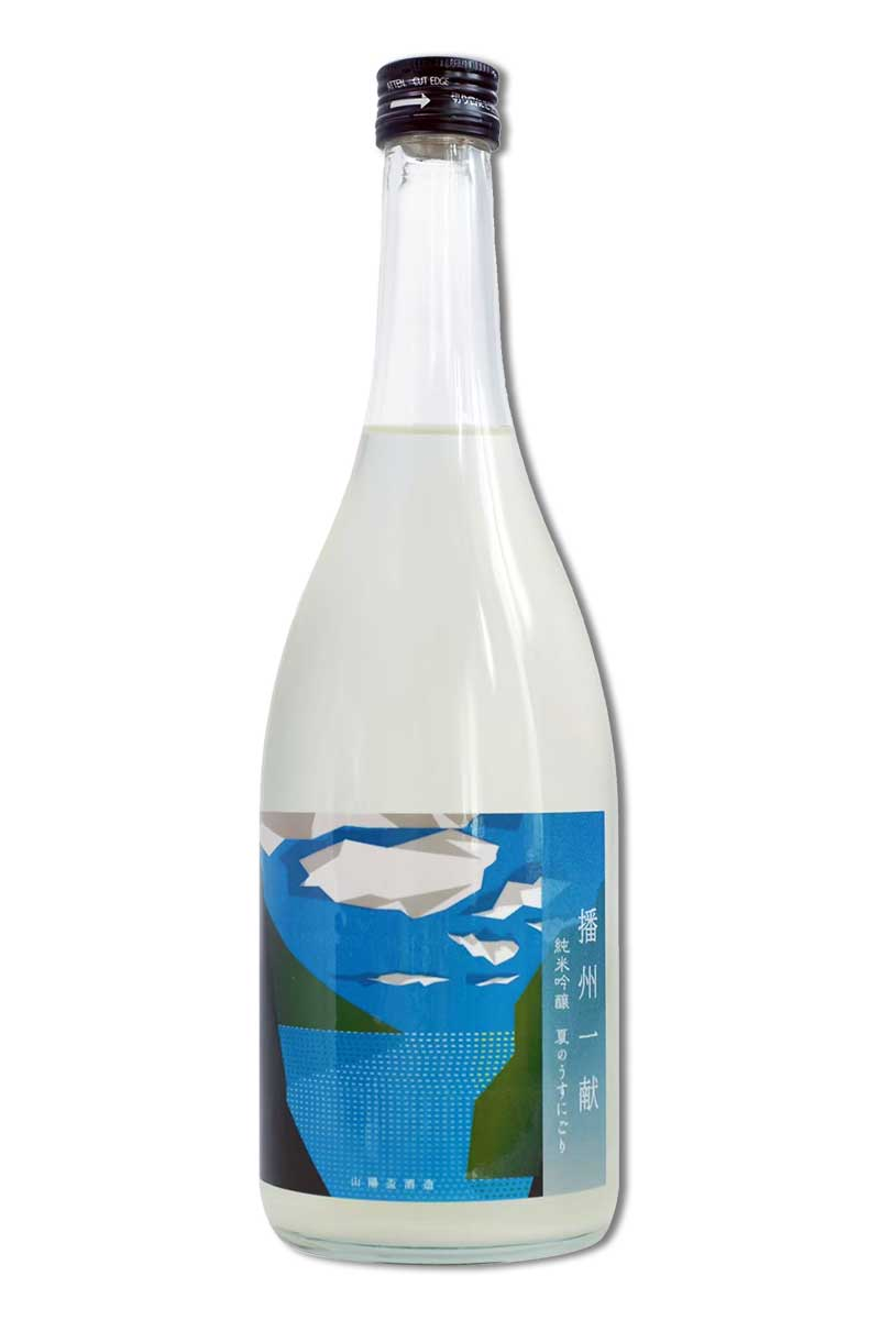 日本 清酒 > 播州一献 純米吟釀 夏のうすにごり 720ml