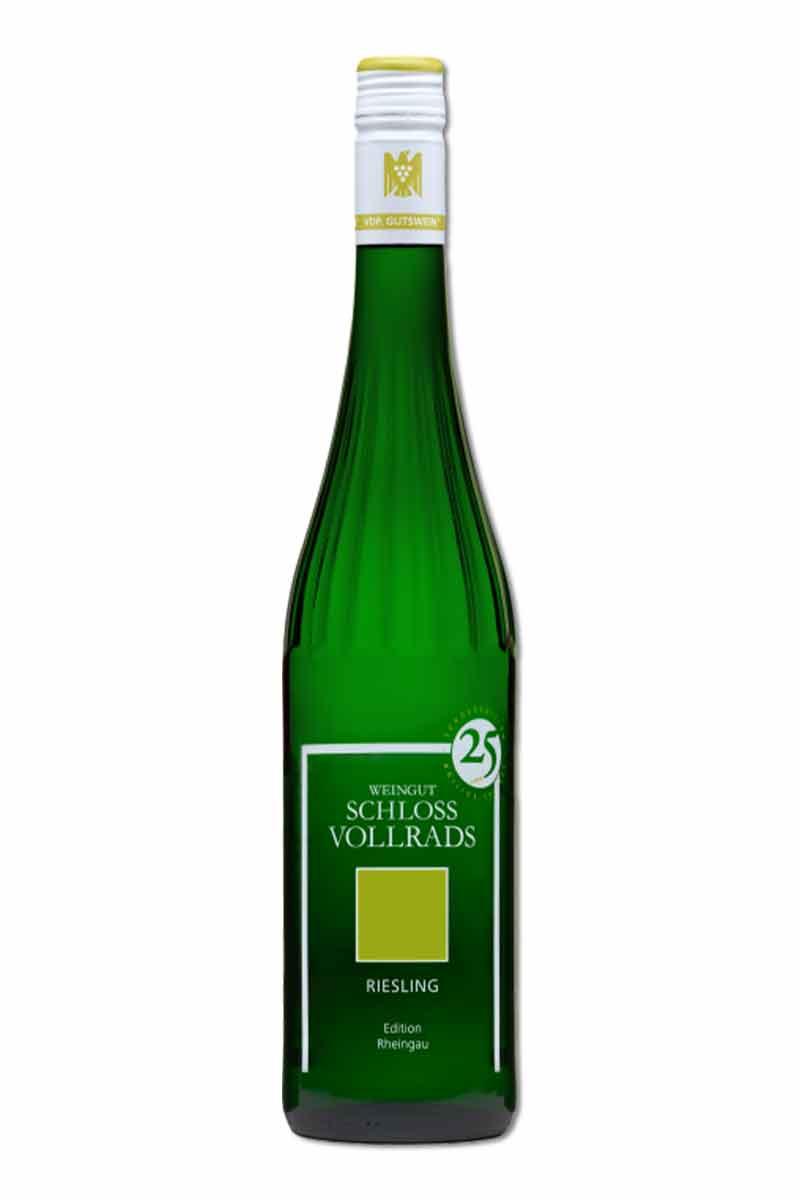 德國 白酒 > 沃洛斯城堡 酒莊特選 麗絲玲白酒 QbA