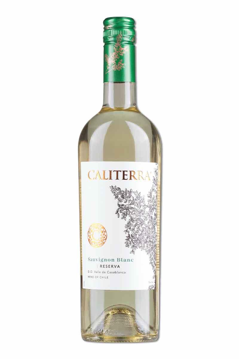 智利 白酒 > 卡利德拉酒莊 珍藏白蘇維濃