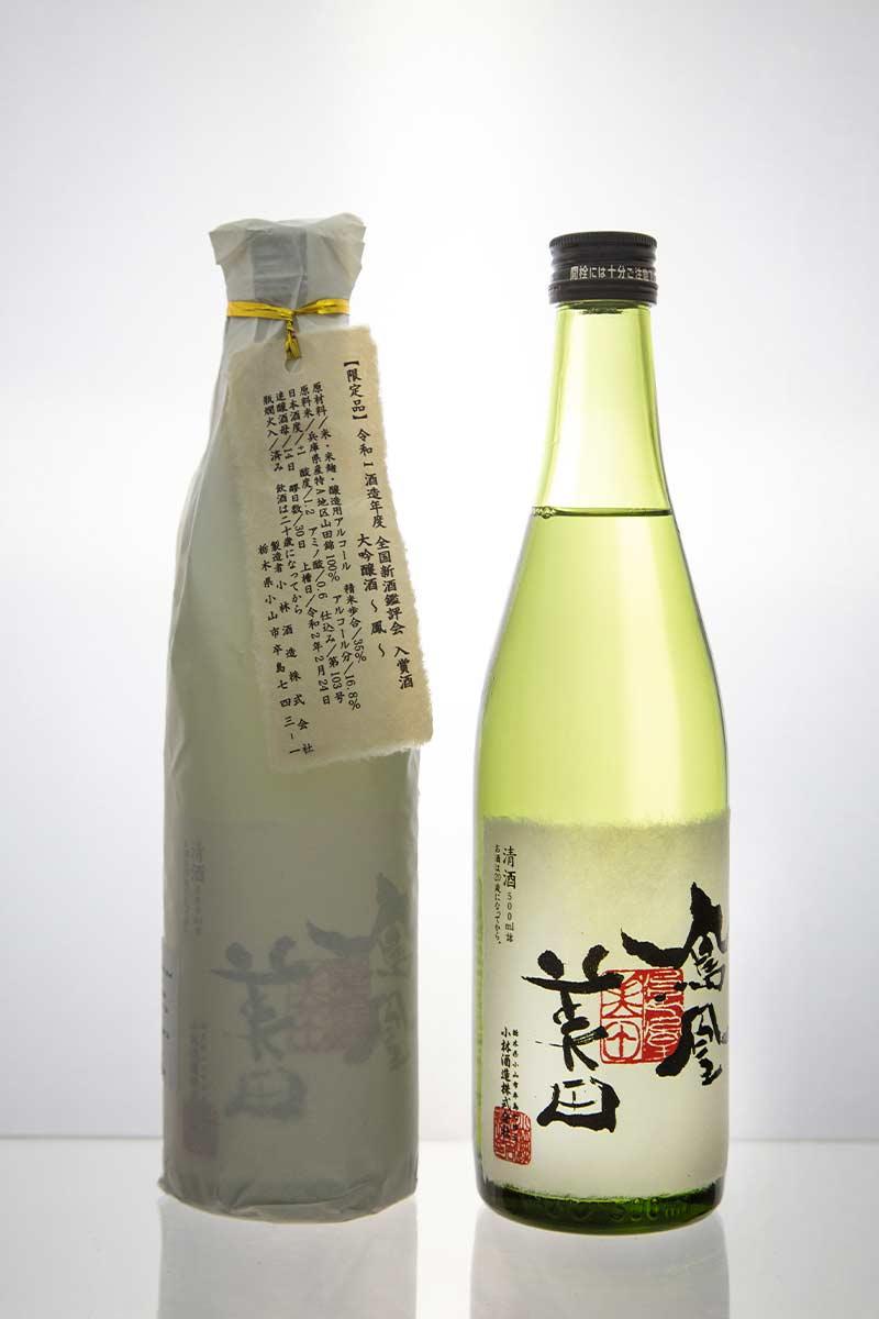日本 清酒 > 鳳凰美田 「鳳」大吟醸鑑評会出品酒 500 ml