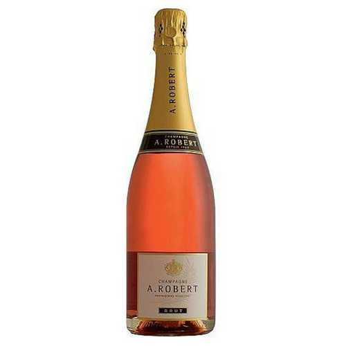 Champagne A. Robert Rose Brut NV