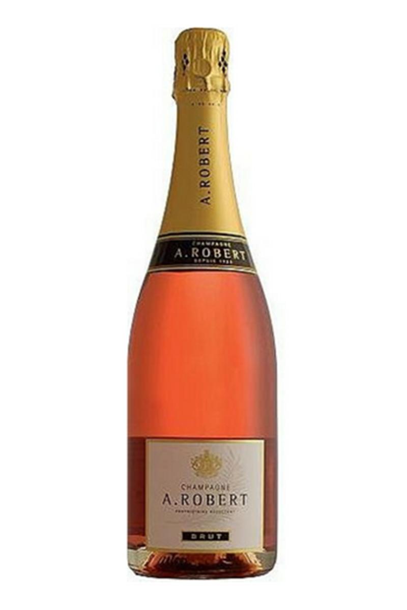法國 香檳 > A. Robert 侯爵香檳廠 粉紅香檳