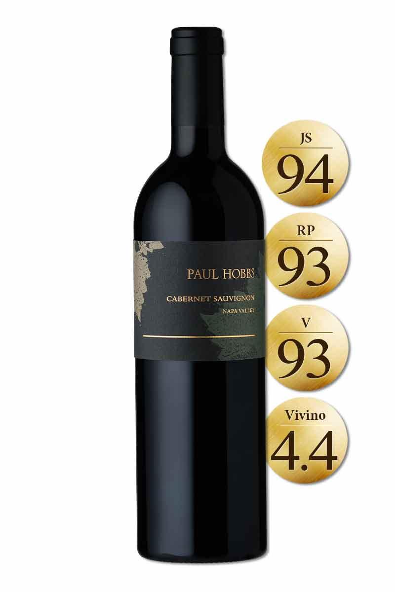 美國 加州 紅酒 > 保羅霍布斯 那帕谷 卡本內蘇維濃紅酒