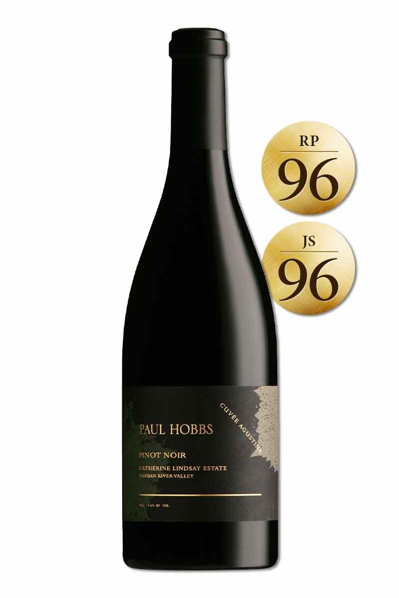 美國 加州 紅酒 > 保羅霍布斯 奧古斯丁 凱薩琳-林賽莊園 黑皮諾紅酒