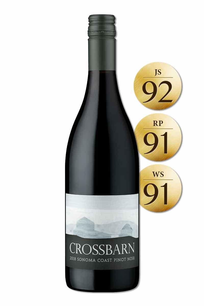 美國 加州 紅酒 > 保羅霍布斯 CrossBarn 索諾瑪岸 黑皮諾紅酒