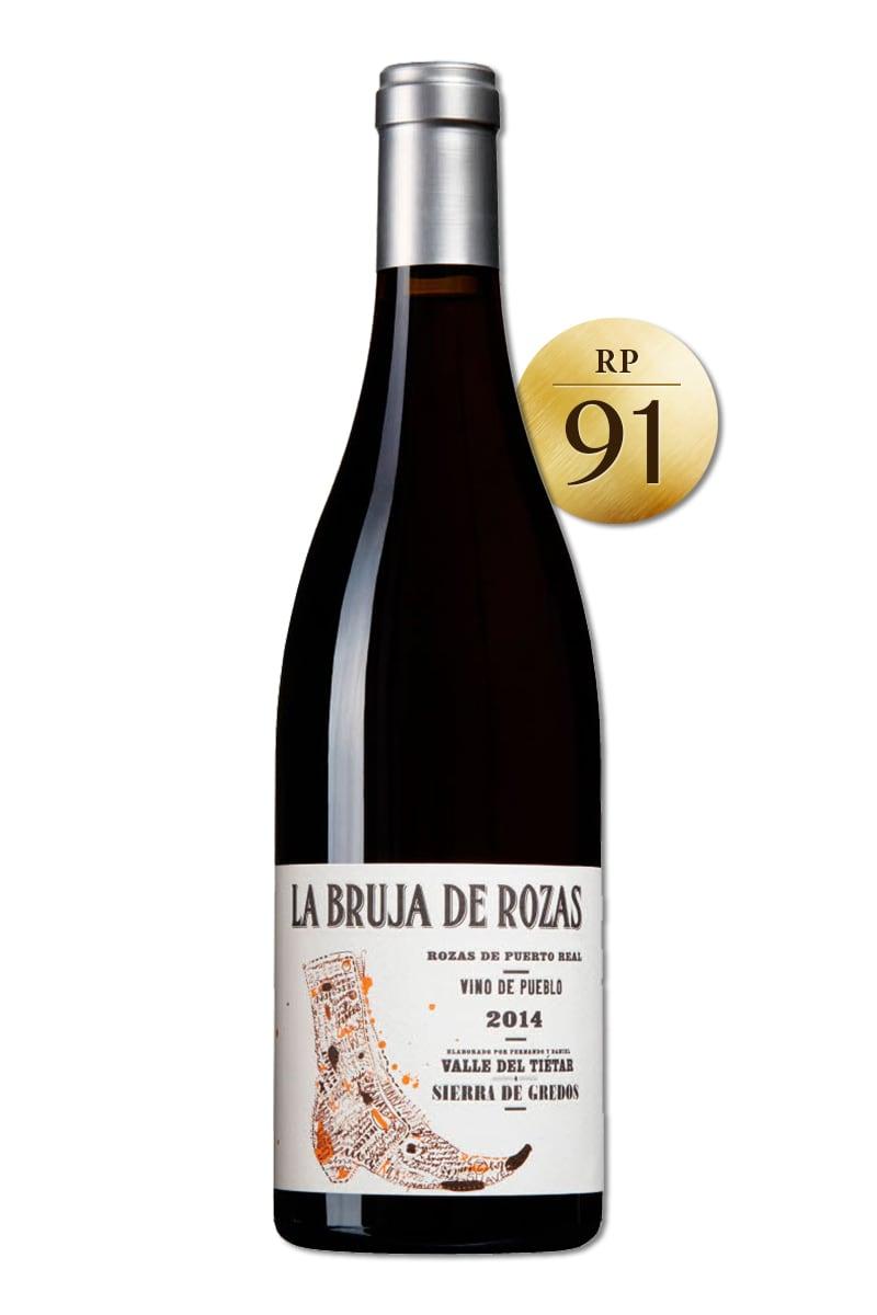 西班牙 紅酒 > 女巫之靴紅酒 2014(熱銷完售補貨中)