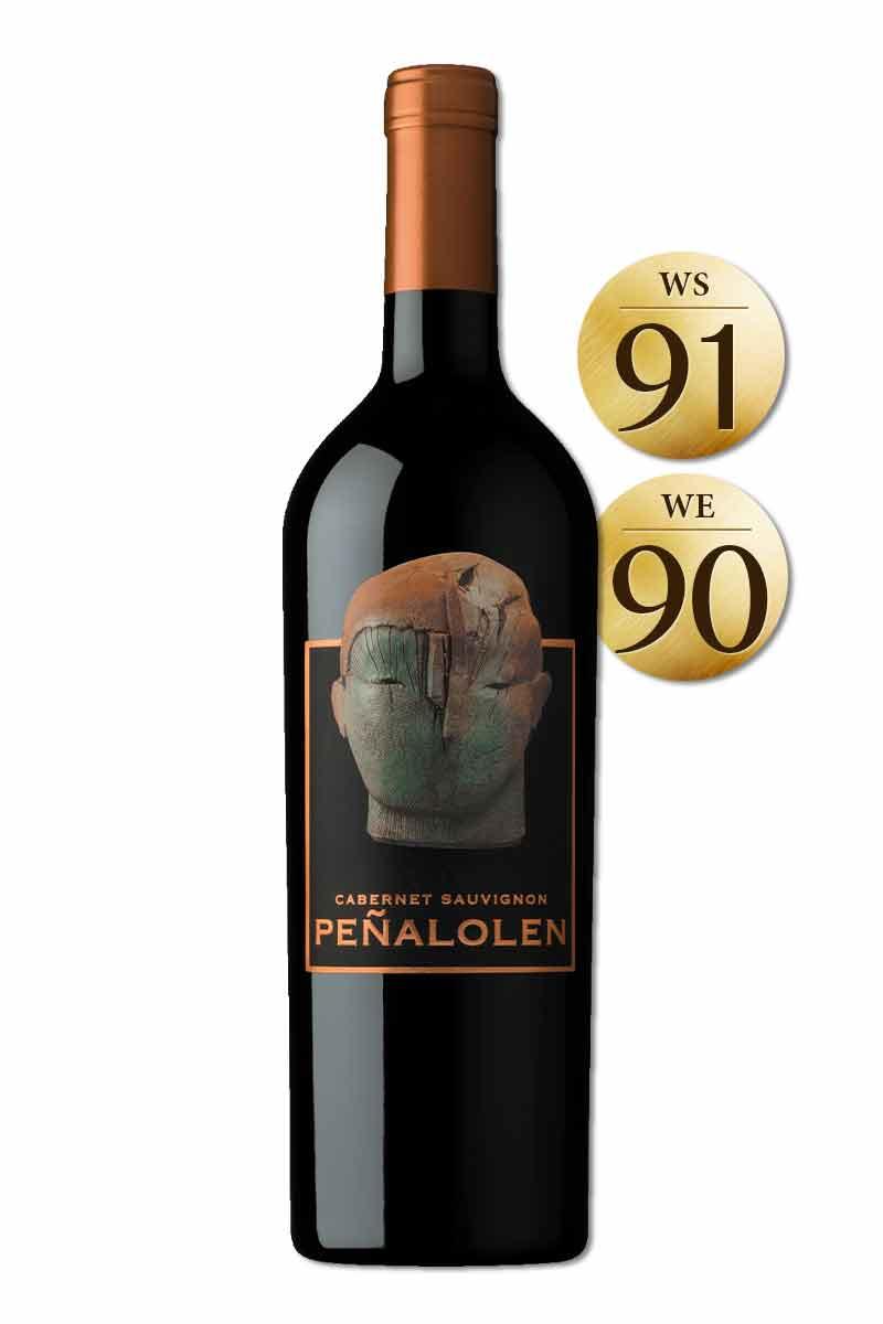智利 紅酒 > 多慕斯酒莊 佩妮亞洛倫卡本內蘇維濃紅酒 2017(6入成箱價:750/瓶)