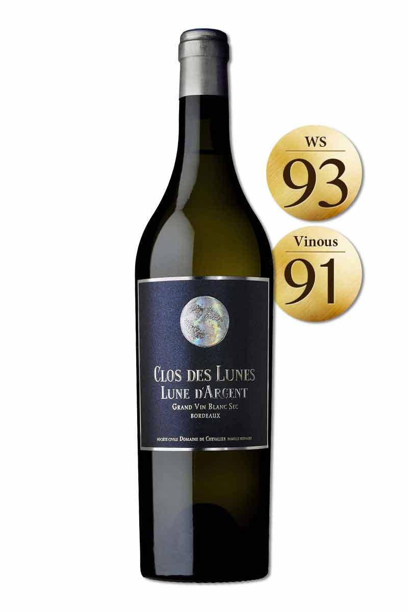 法國 波爾多 白酒 > 銀翼之月白酒 2014