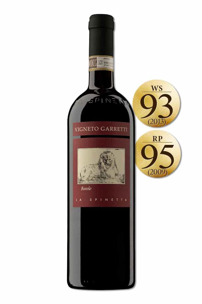 義大利 紅酒 > 犀牛酒莊 巴羅洛 嘉蕾蒂園紅酒 2016