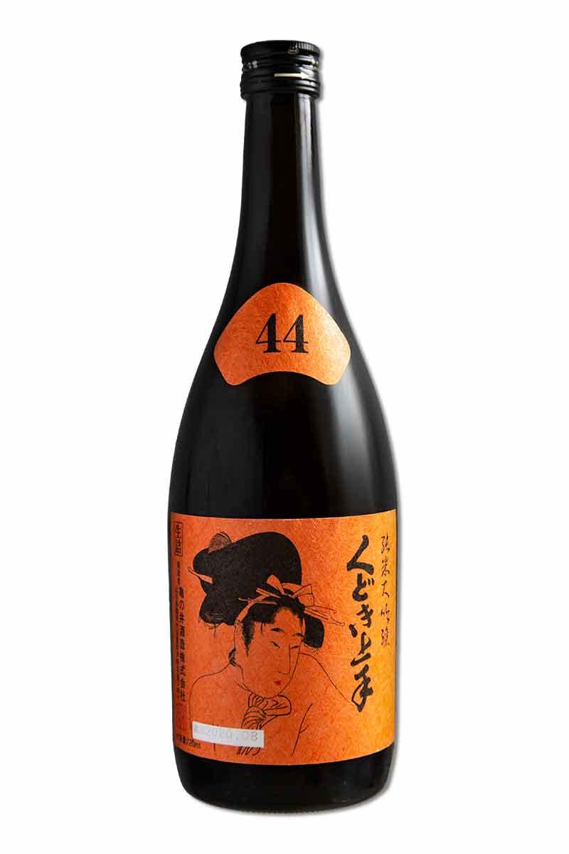 日本 清酒 > くどき上手 愛山 44 純米大吟釀 720ml