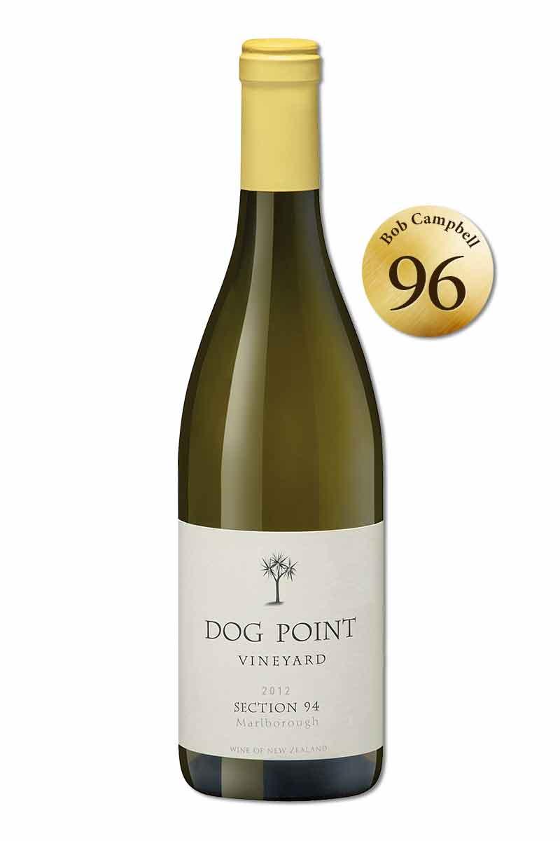 紐西蘭 白酒 > 野犬之丘 94 區白蘇維濃白酒 2014(熱銷完售)