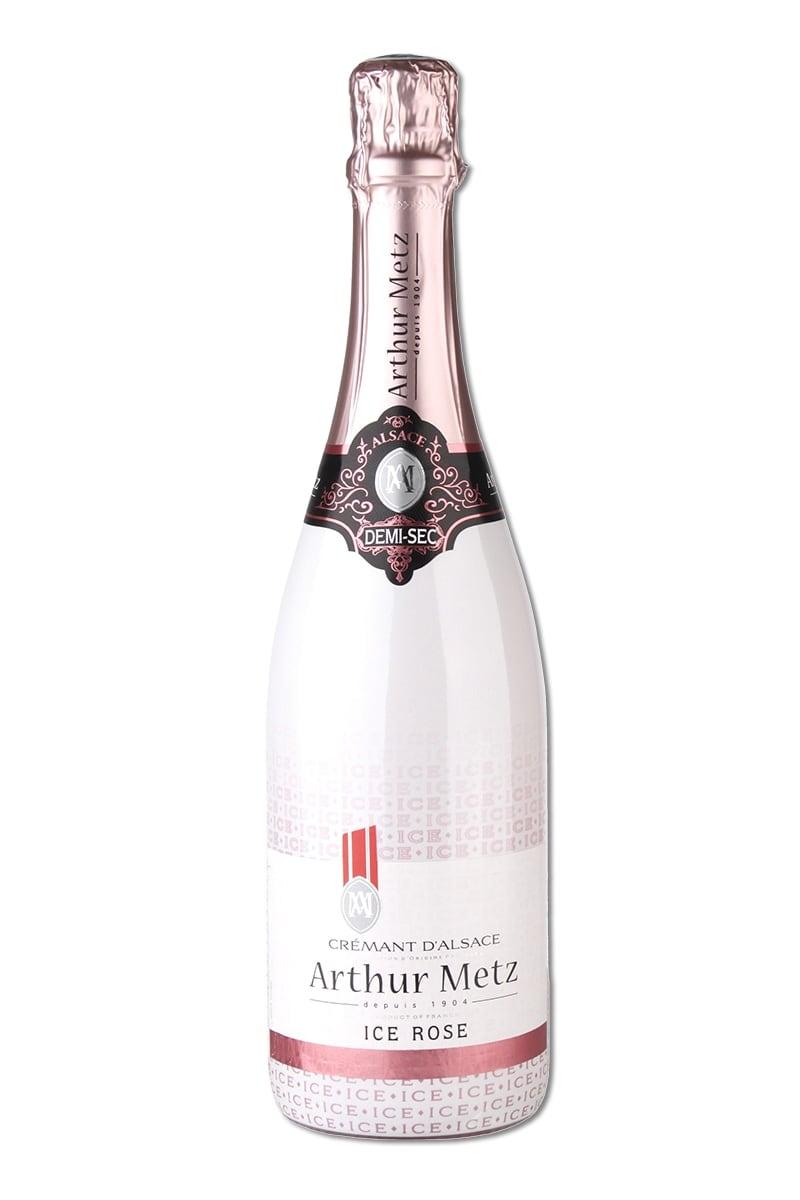 法國 氣泡酒 > 亞瑟梅茲酒莊 《冰》粉紅氣泡酒