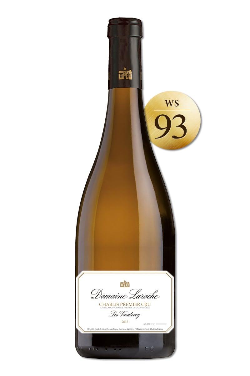 法國 夏布利 白酒 > 拉赫司一級渥得菲夏布利白酒