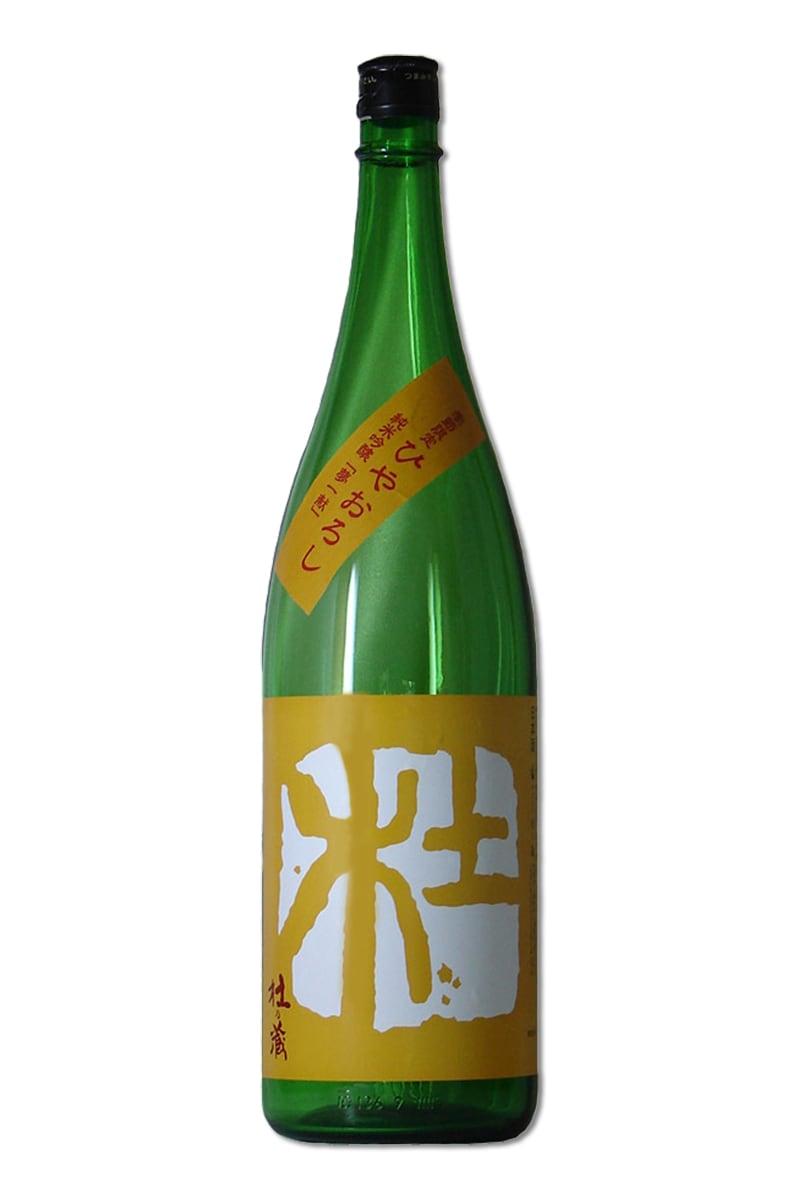 杜之藏 純米吟釀冷卸酒