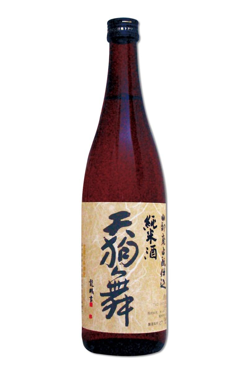 天狗舞 山廢仕込純米酒