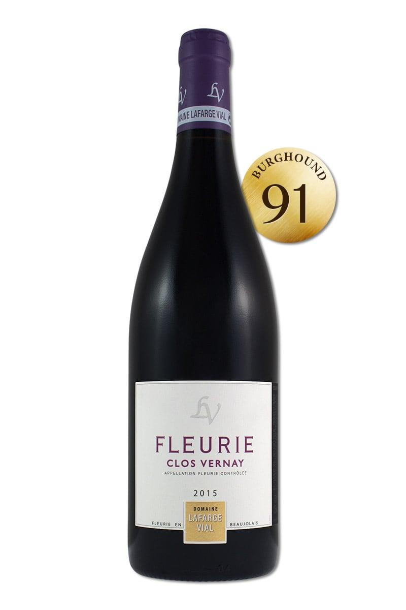 法國 紅酒 > 拉法維薄酒萊芙樂列級村莊維內園紅酒 2017