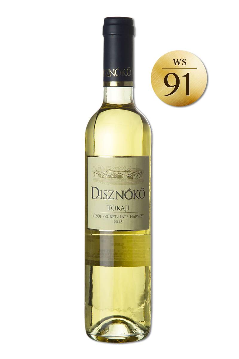 匈牙利 托凱區 豚岩酒莊 晚摘甜白酒(500 ml)