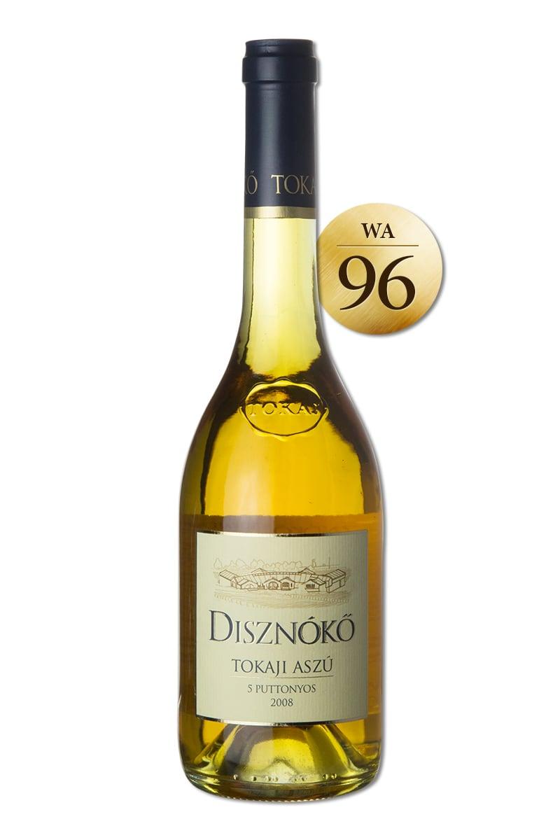 匈牙利 甜酒 > 豚岩酒莊 托凱 甜度五 貴腐甜酒 2008 (500ml)