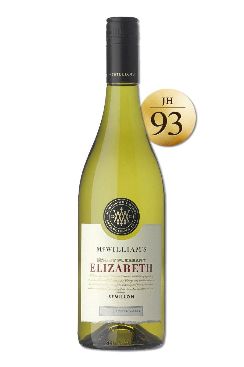 澳洲 白酒 > 快樂山脈酒莊 伊莉莎白 榭密雍白葡萄酒
