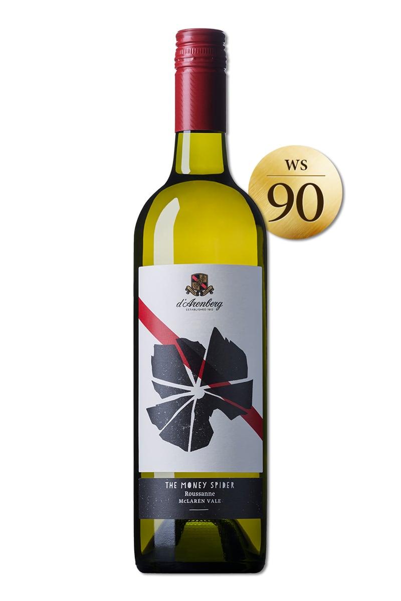 澳洲 白酒 >達令堡 金錢蜘蛛 胡珊白酒
