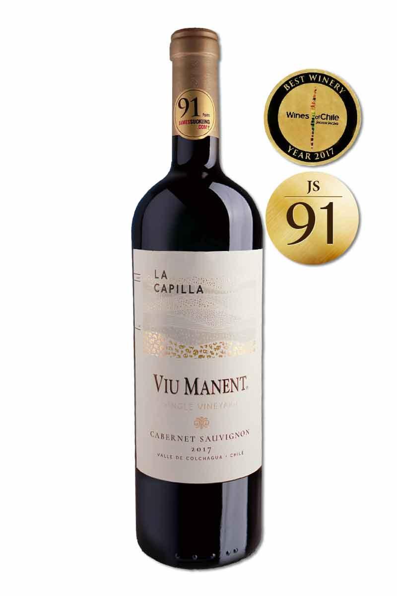 智利 紅酒 >威瑪酒莊 限量單一莊園蘇維翁紅酒 2017
