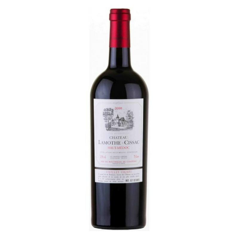法國法布荷酒莊拉夢西沙克古堡老藤紅酒