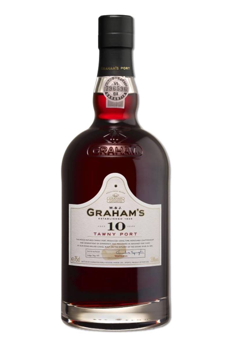 葡萄牙 紅酒 > 葛拉漢 10 年陳年波特酒