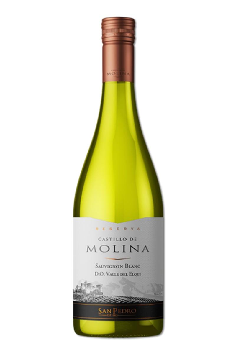 智利 白酒 > 聖派德羅酒莊 慕利那系列 精選白蘇維濃白酒