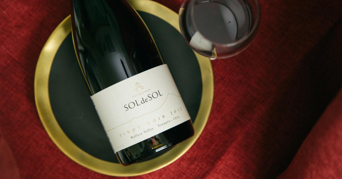 【品迷月訂酒】太陽之光黑皮諾紅酒:Sol de Sol Pinot Noir