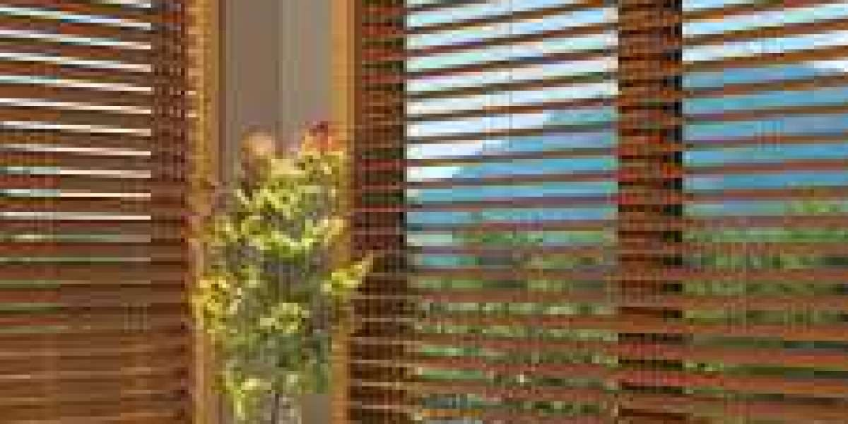What Are the Wooden Blinds Called?