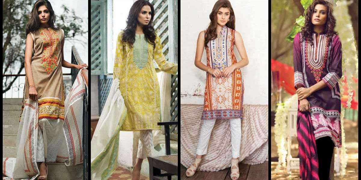 A Guide of Pakistani readymade clothes online  USA, UK (2020)
