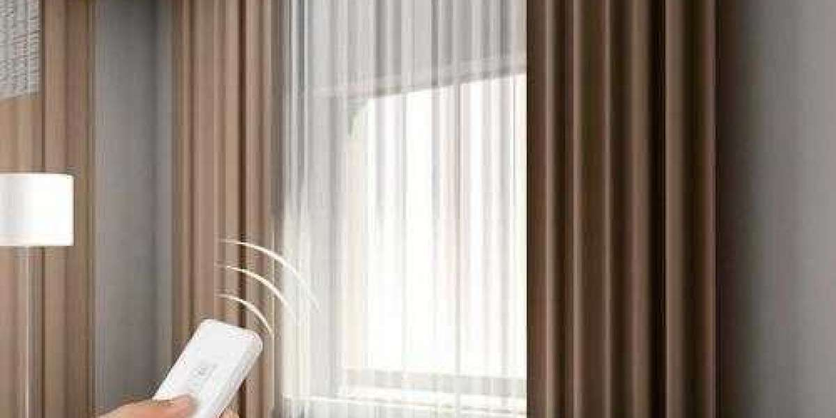Motorized Curtains - How They Work