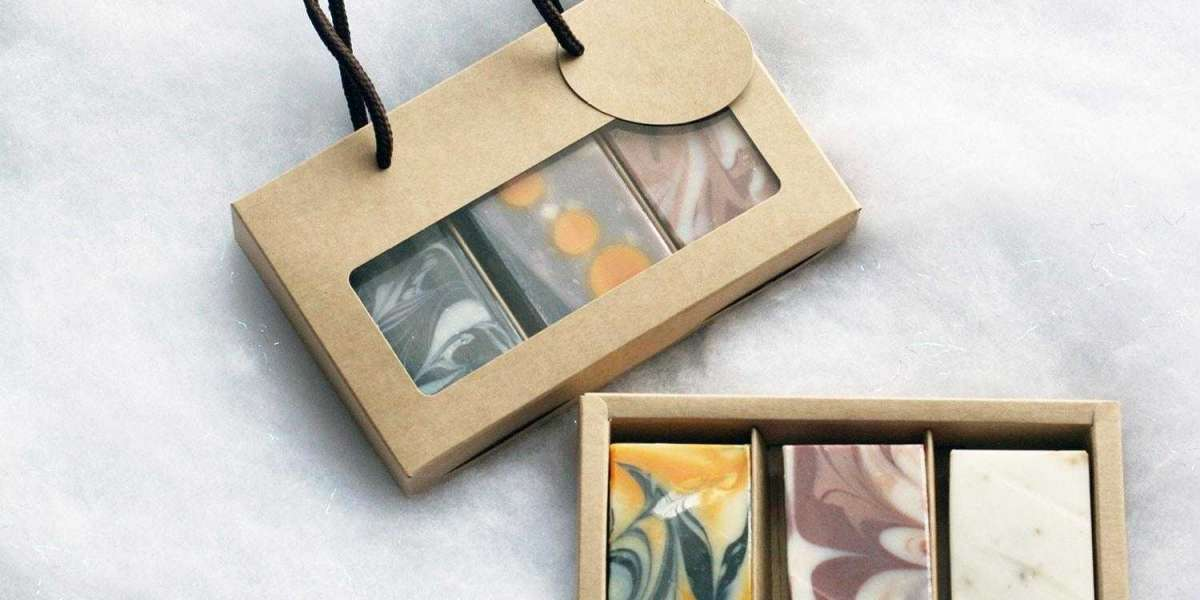 How custom soap boxes make a long lasting impact on your customers?