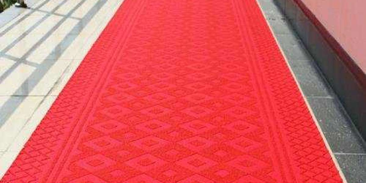 What Are Exhibition Carpet?