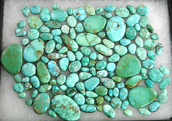 Know About Carico Lake Turquoise