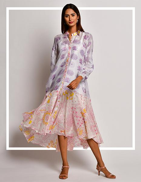 THE REVIVAL THREAD- CHANDERI- FROM ROOTS TO RELAXED WEAR