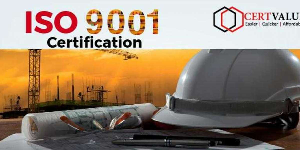 What is ISO 9001 Certification what are its benefits?