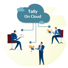 Tally on Cloud: Tally ERP 9 Cloud Based Accounting Software - Get Demo