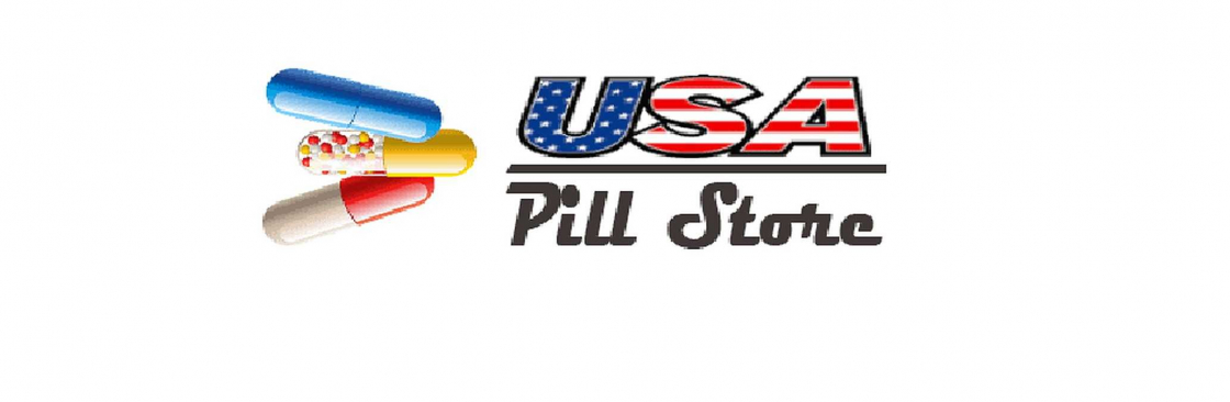 USA PILL STORE Cover Image