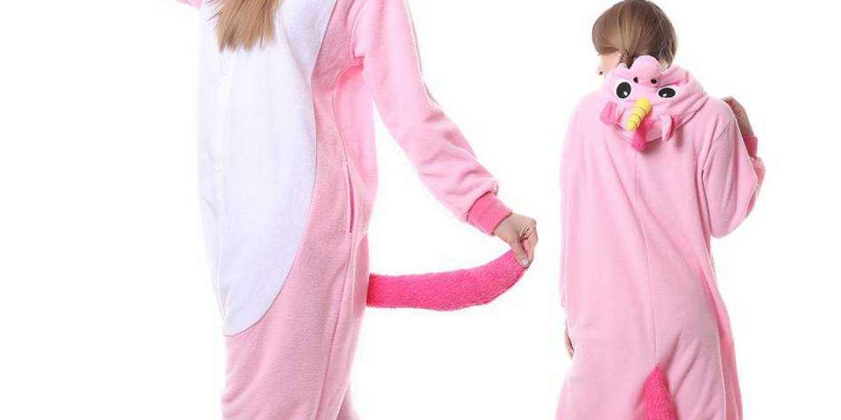Animal Onesies For Adults Is Comfortable and Warm