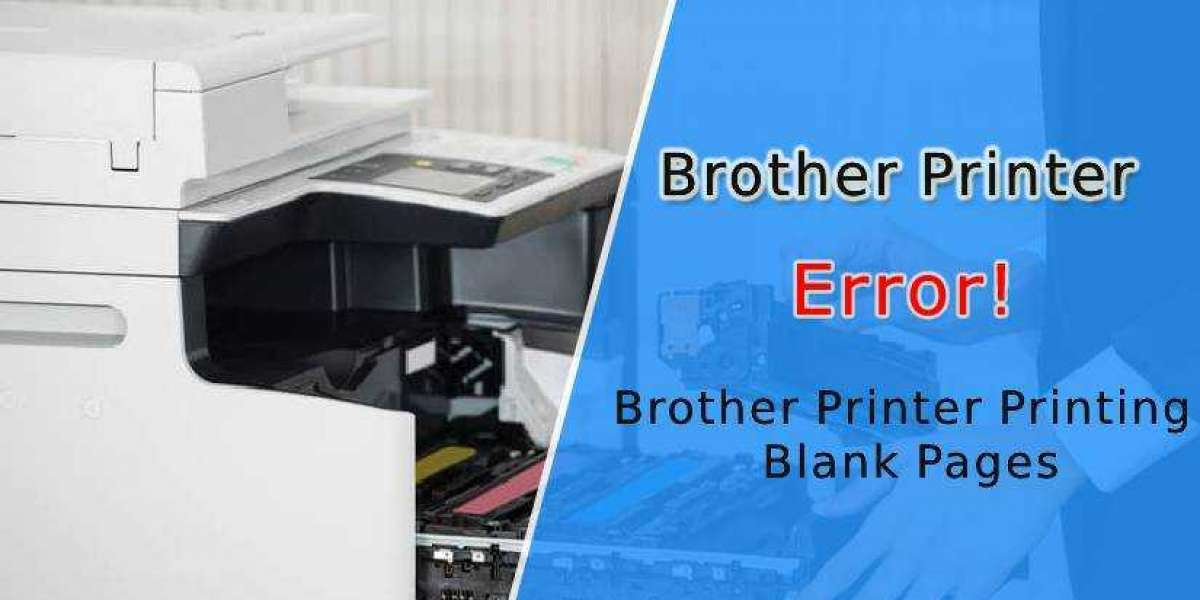 Fix Brother Printer Printing Blank Pages