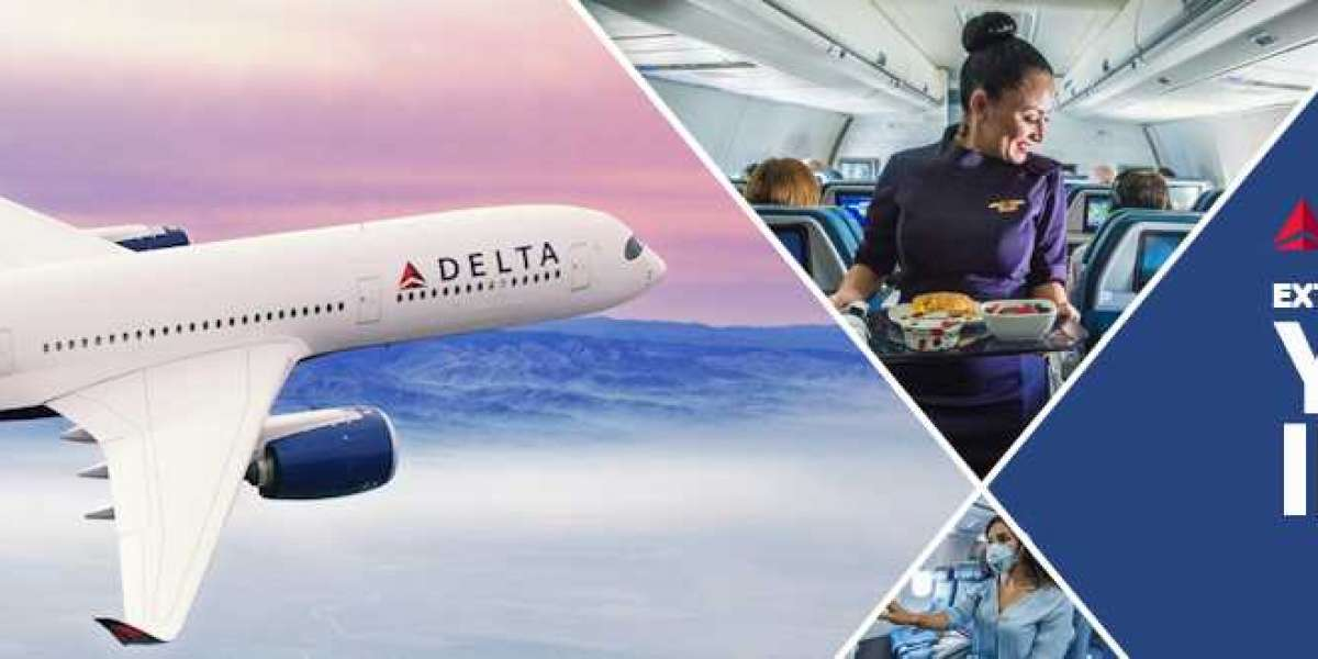 Traveling guide to fly Delta Airlines