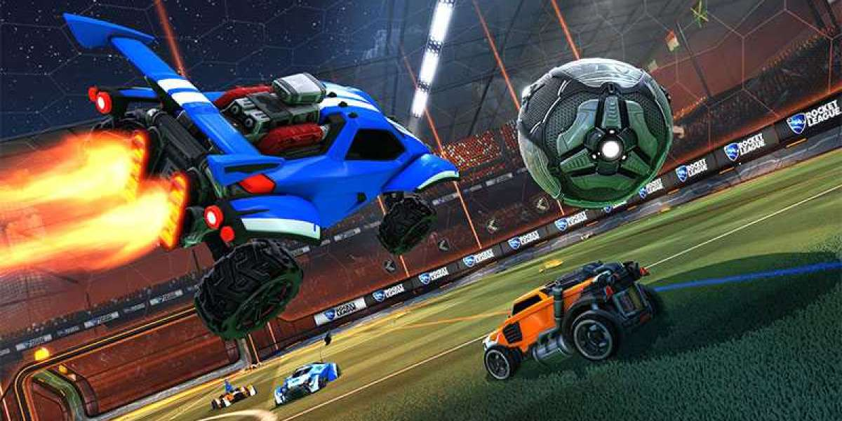 Psyonix has supported Rocket League with a regular movement of free