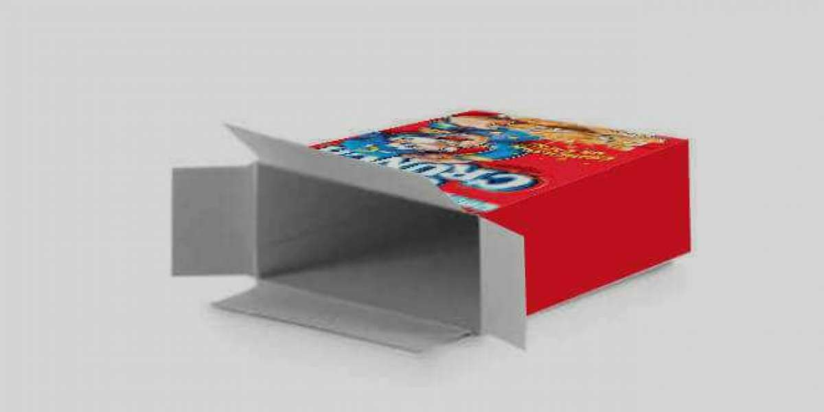 Blank Cereal Boxes Wholesale Rate in USA | Blank Cereal Boxes