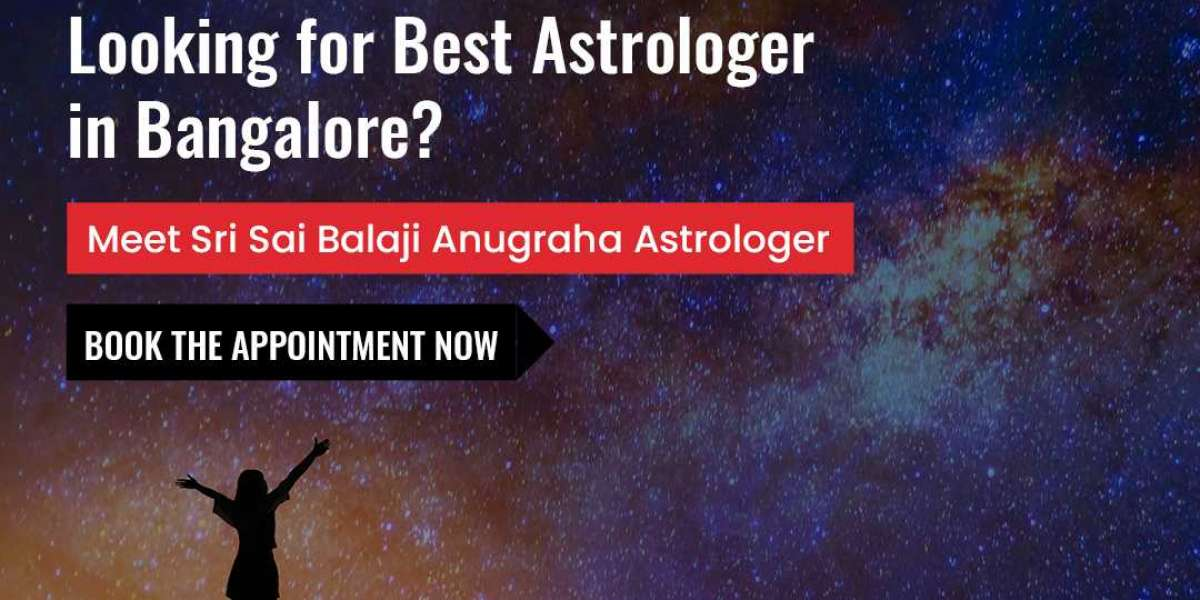 Who is the Top Astrologer in Bangalore - Srisaibalajiastrocentre.in