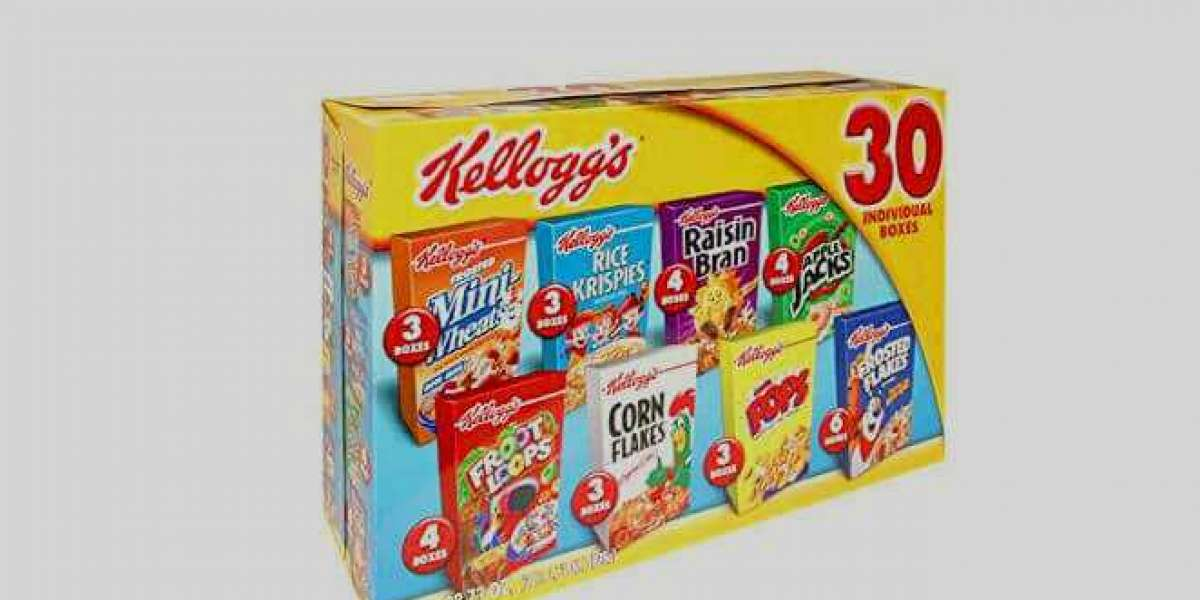 Blank Cereal Boxes   Customized packaging for your Cereals