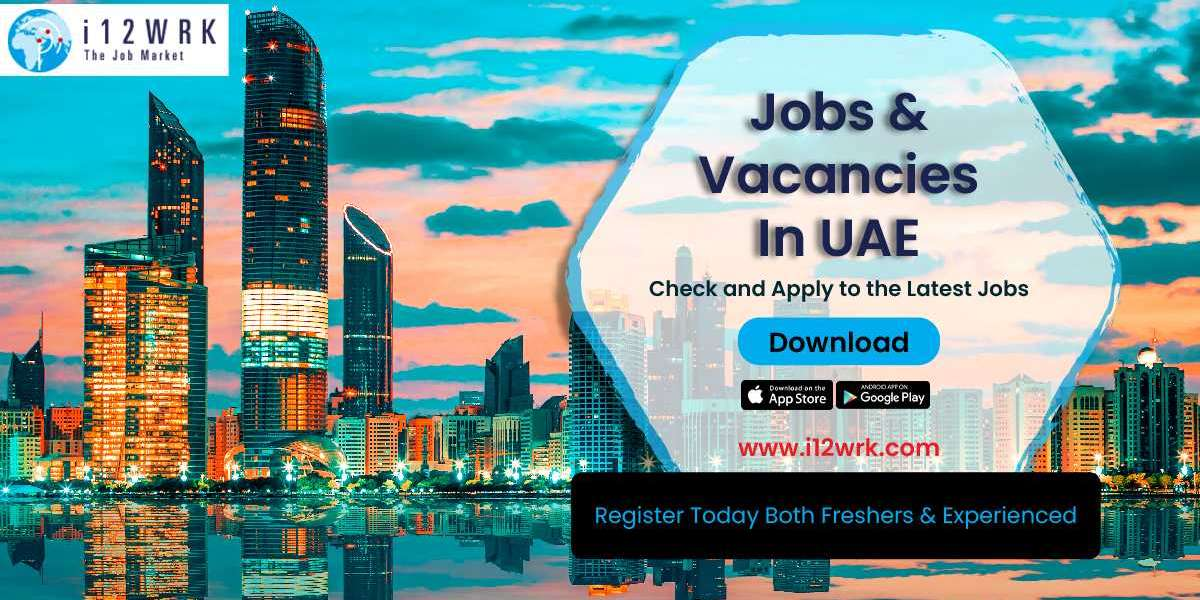 A real-time view of jobs in Dubai for 2021
