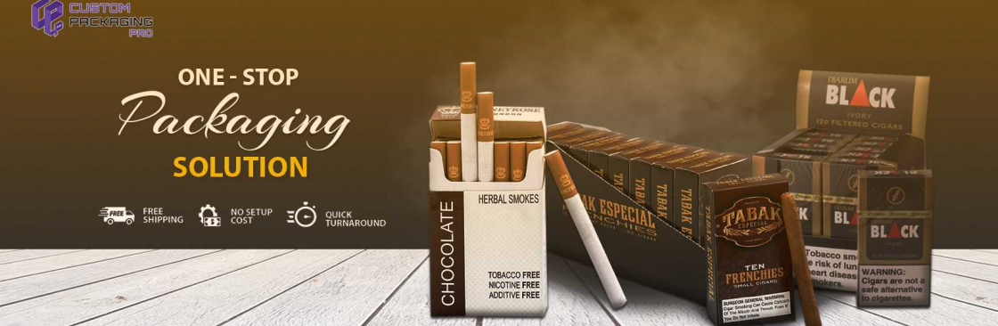 Custom Cigar Boxes Wholesale Cover Image