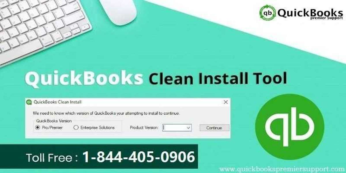How to Reinstall QuickBooks for Windows Using Clean Install Tool?